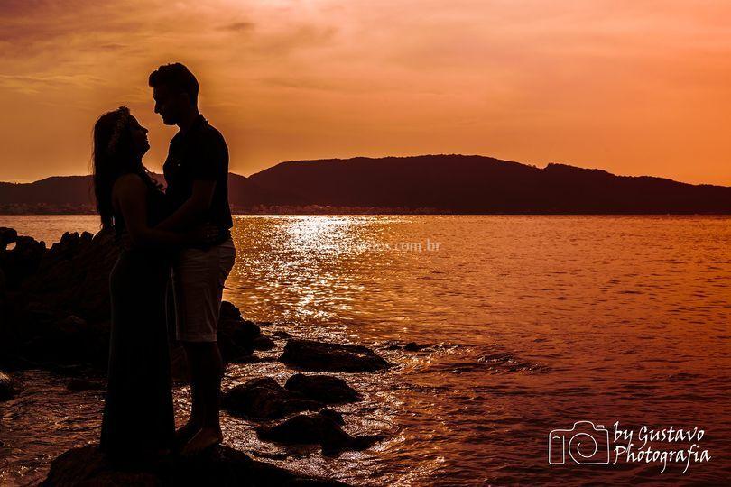 Pré Wedding em Praia