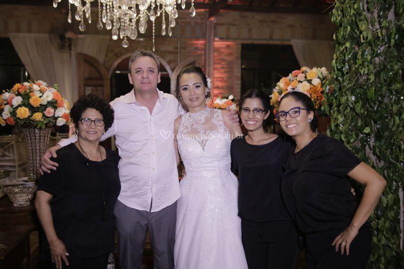 Casamento Sibele e José Maria