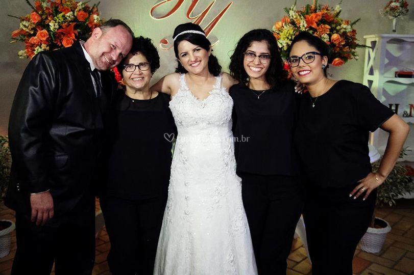 Casamento Marcinho e Helena