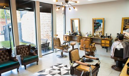 Barbearia Saint Germain 1