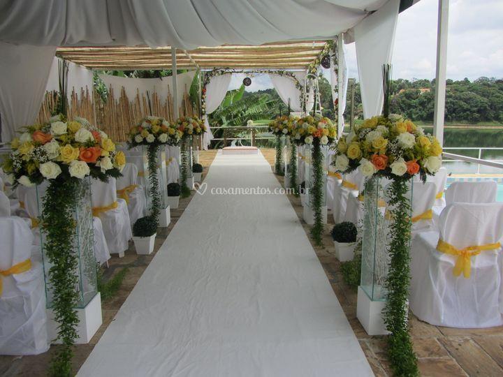 Tenda cerimonial