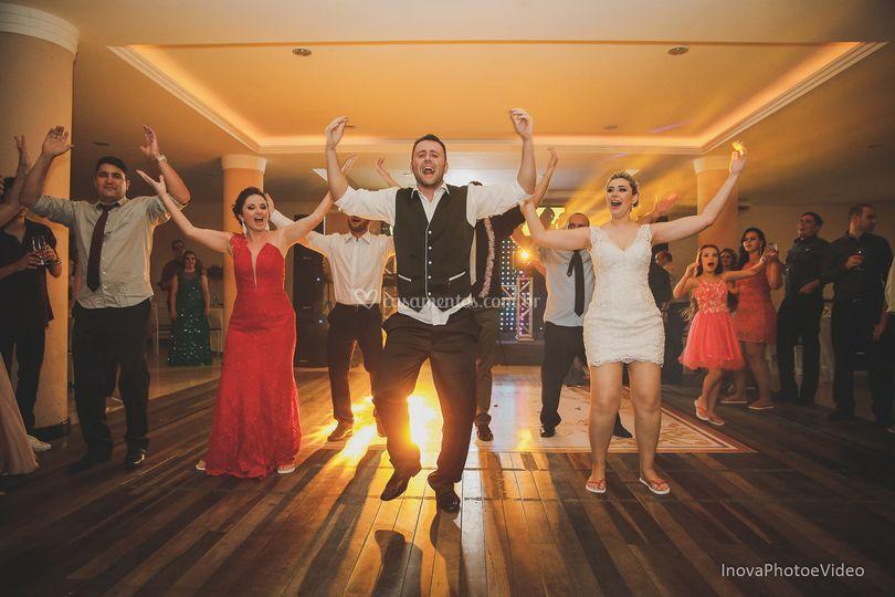 Dança com Padrinhos