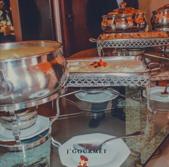 Buffet J'Gourmet