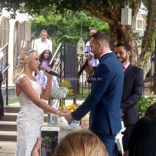 Casamento Natália e Juninho