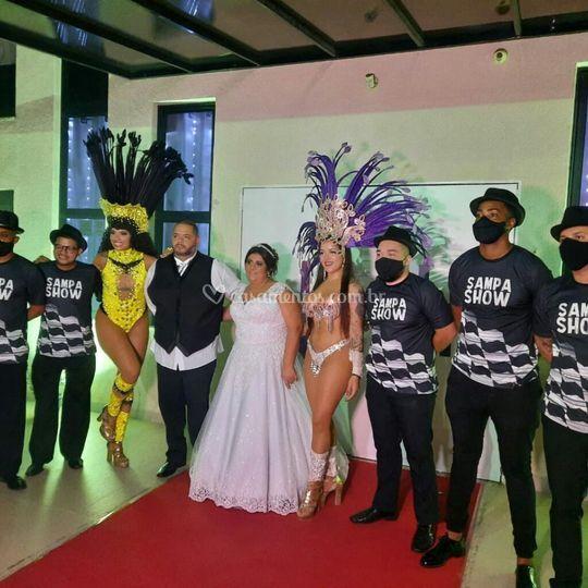 Sampa Samba Show