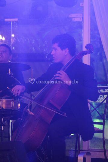 William Gouveia e Banda