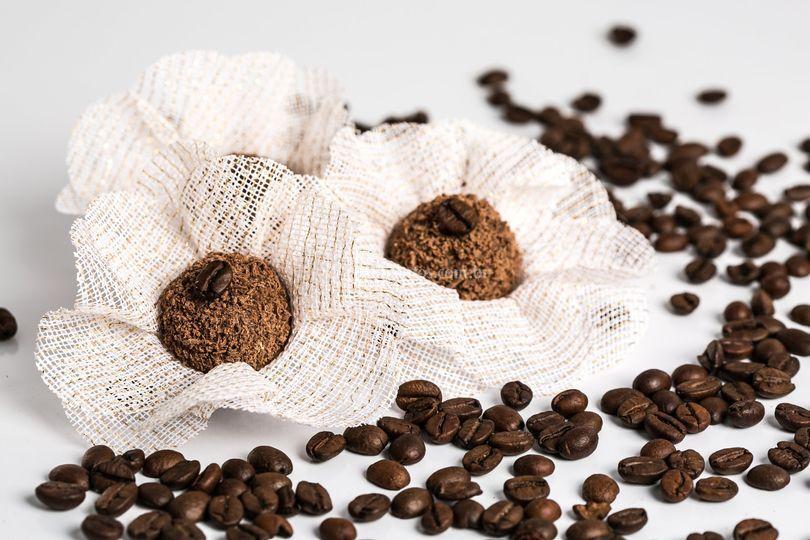 Brigadeiro Diet de Café