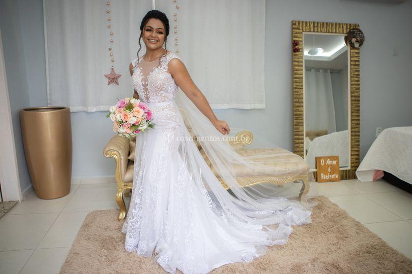 Noiva Andressa