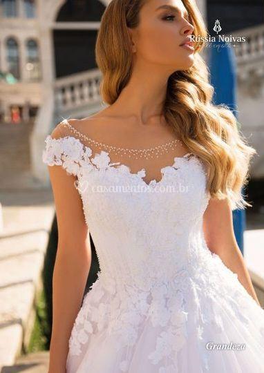 Vestido de Noiva Princesa 2019
