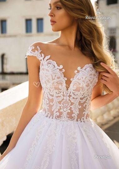 Vestido Noiva Princesa 2019