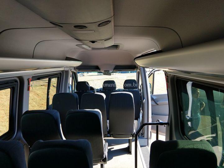 Big family - 17 passageiros