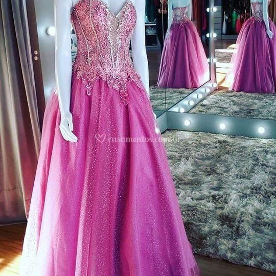Vestidos de debutante