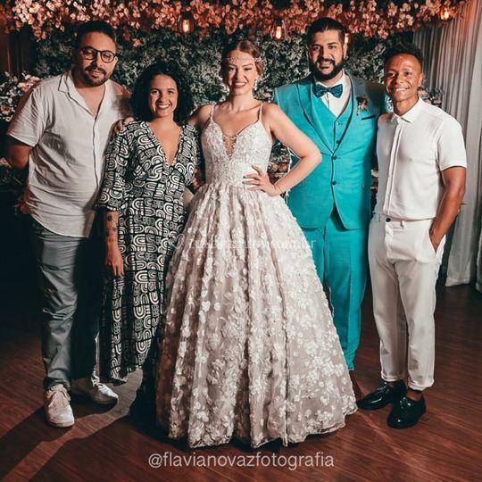 1° casamento de 2021 (Bruna &