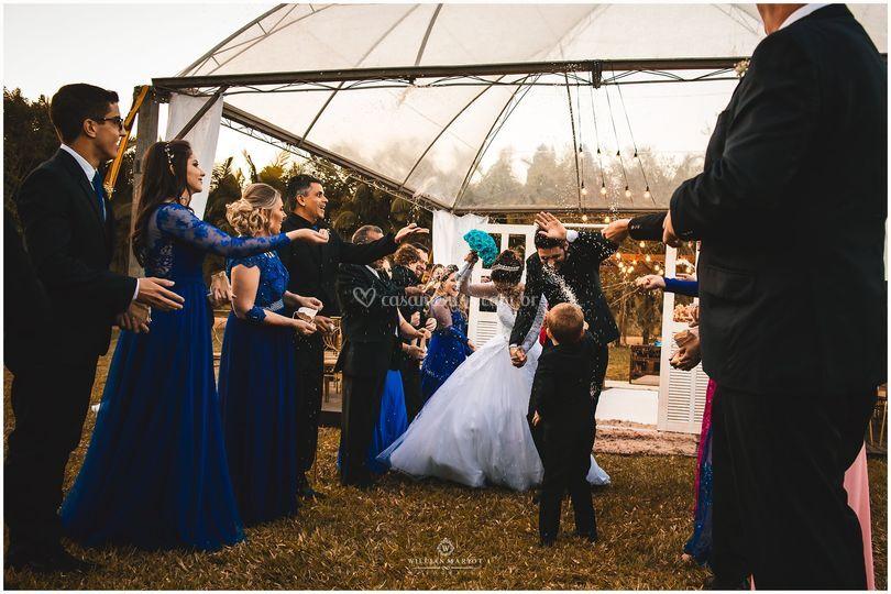 Casamento Analu e Felipe