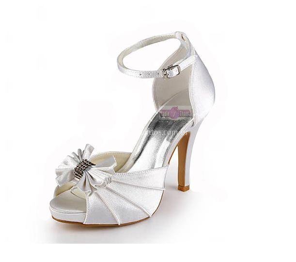 Sandália de Noiva Lissa