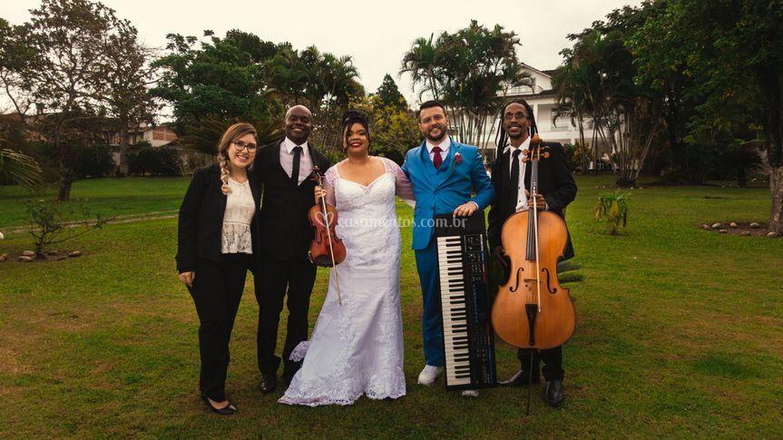 Casamento Karen e Leandro