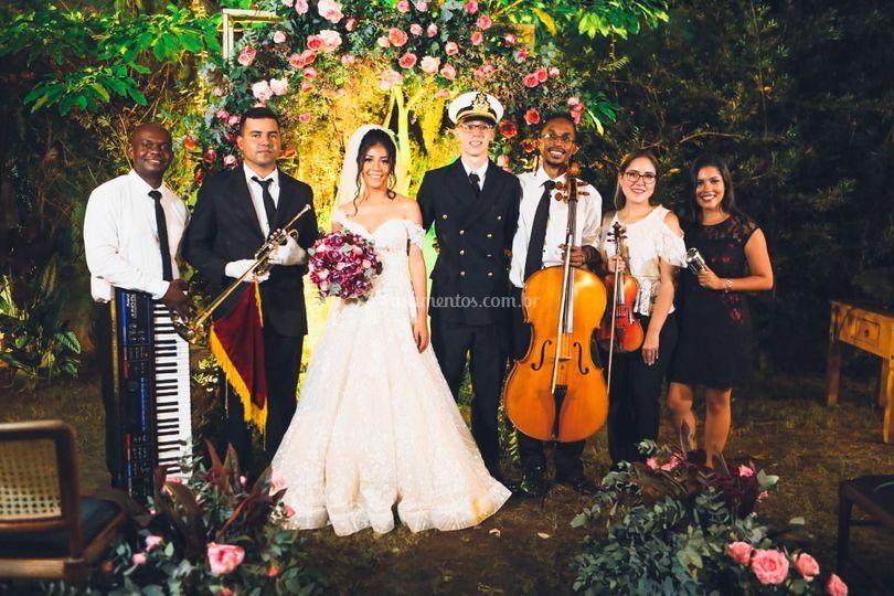 Orquestra cerimônia