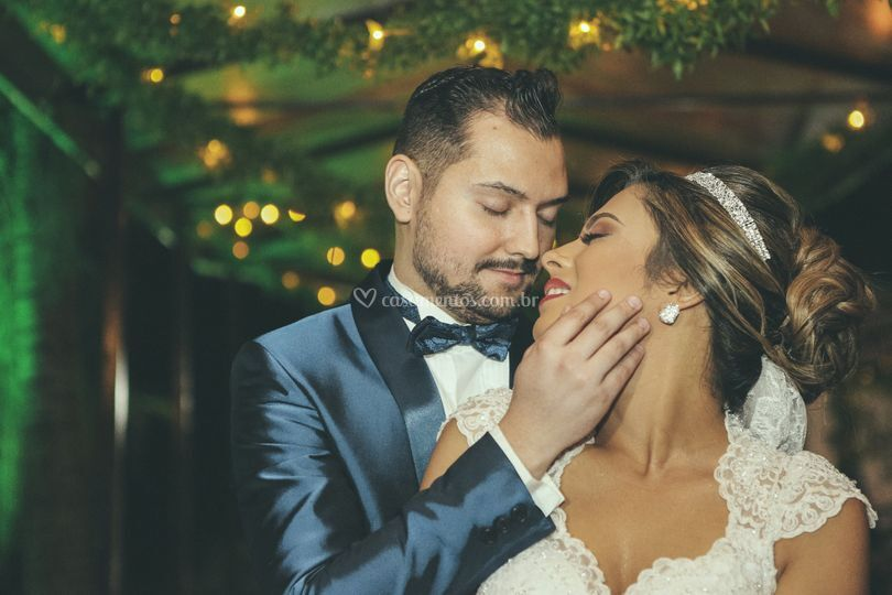 Fotografia de casamento casal