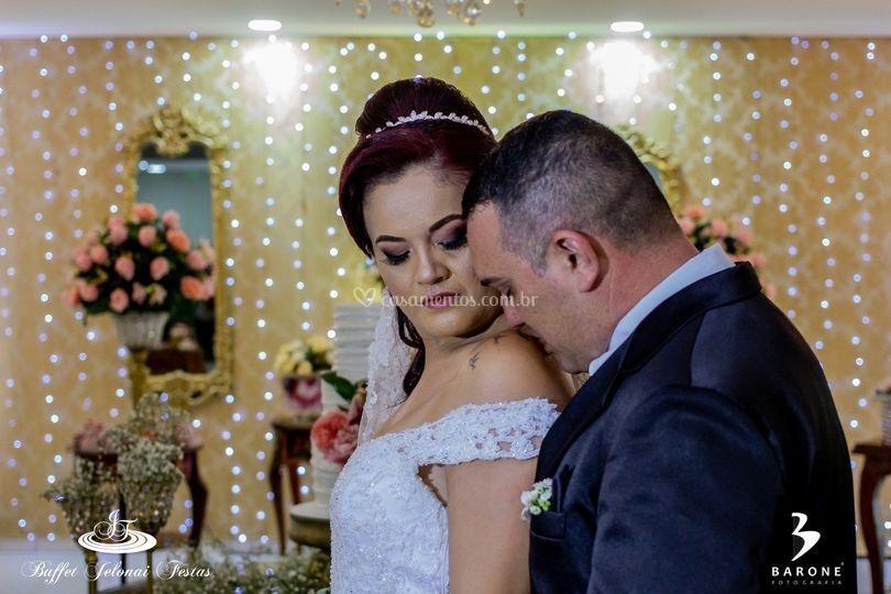 Casamento fabíola e carlos