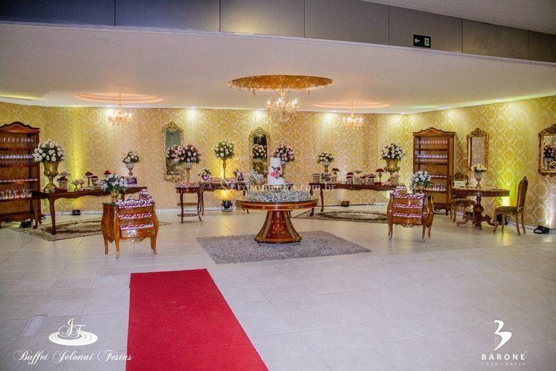 O espaço ideal para seu evento
