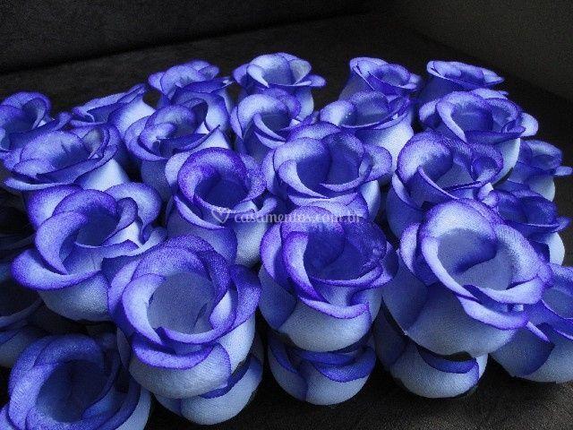 Botão de rosas
