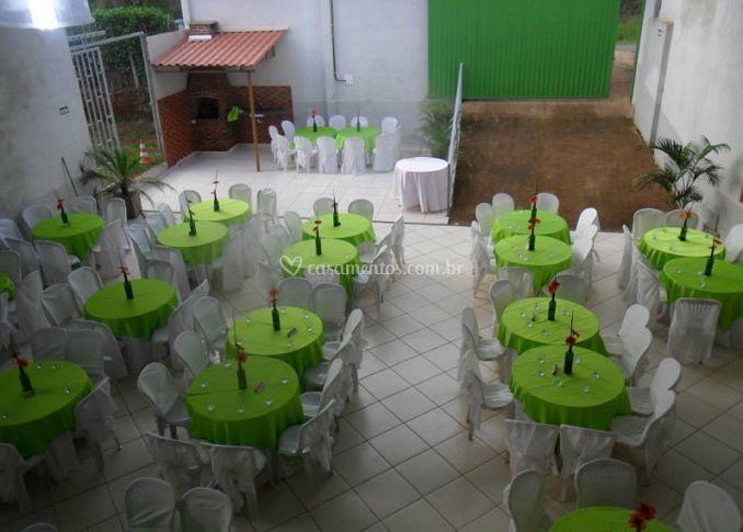 Buffet Sabor de Minas