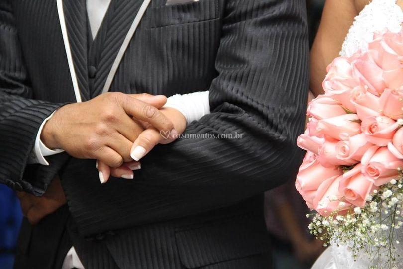Detalhes de casamentos.