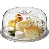 Porta queijo/bolo