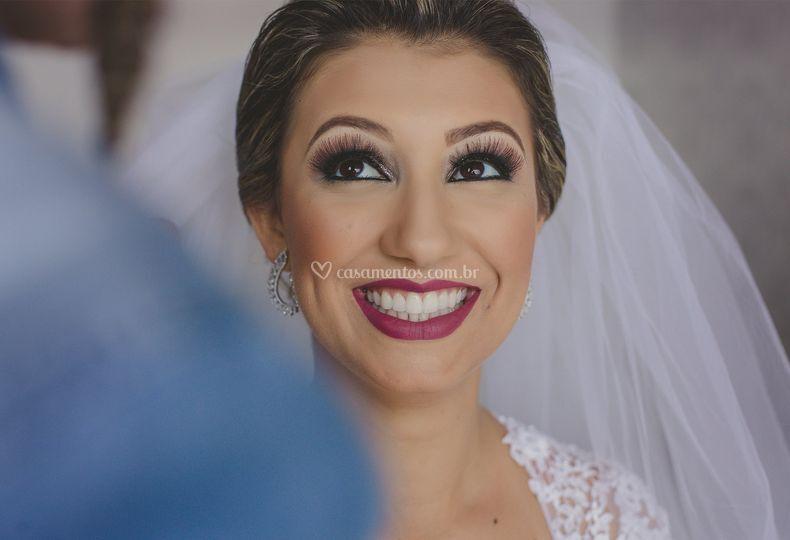 Aquele olhar, aquele sorriso