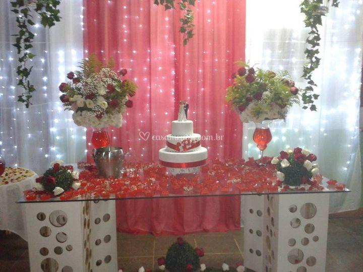 Mesa de bolo 1