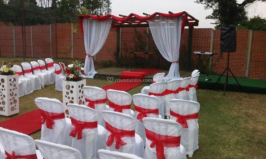 Espaço de Casamento