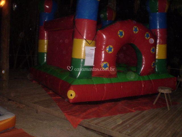 Festa infantil brinquedos