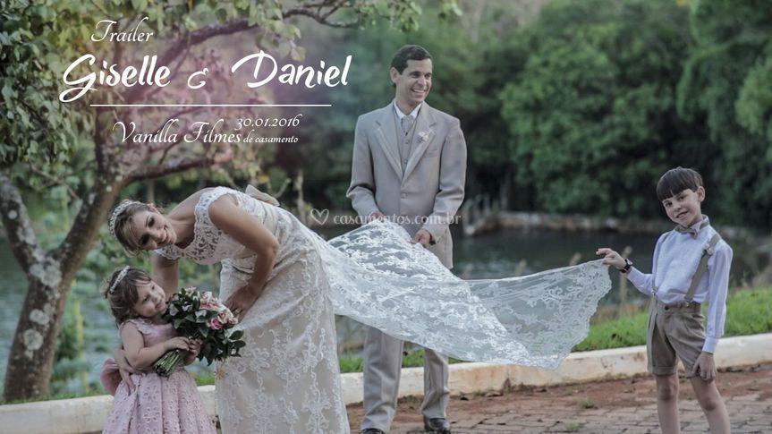 Giselle & Daniel