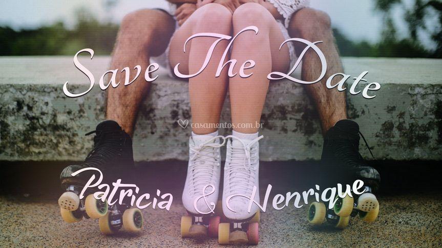 Patrícia e Henrique