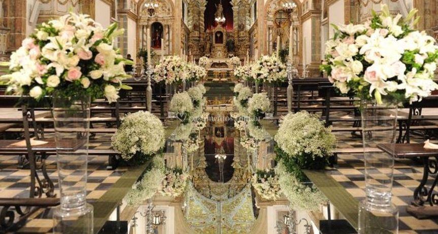 Caminho ao altar