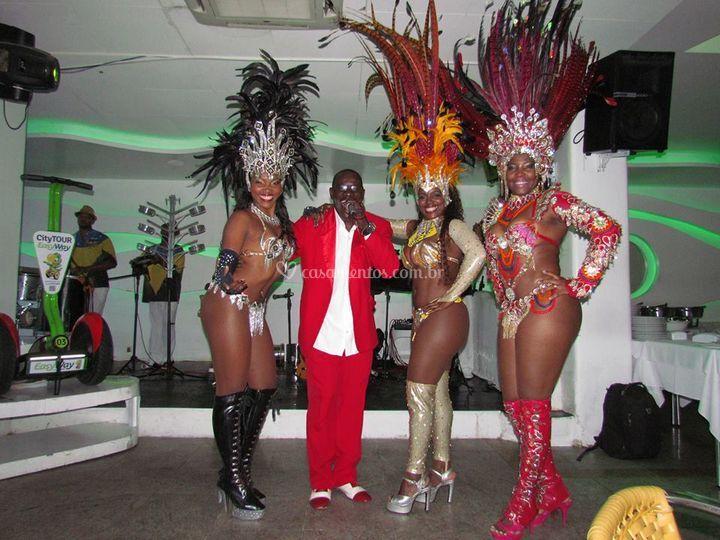 Mini Escola de Samba - JV Samba Show