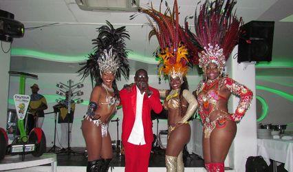 Mini Escola de Samba - JV Samba Show 1