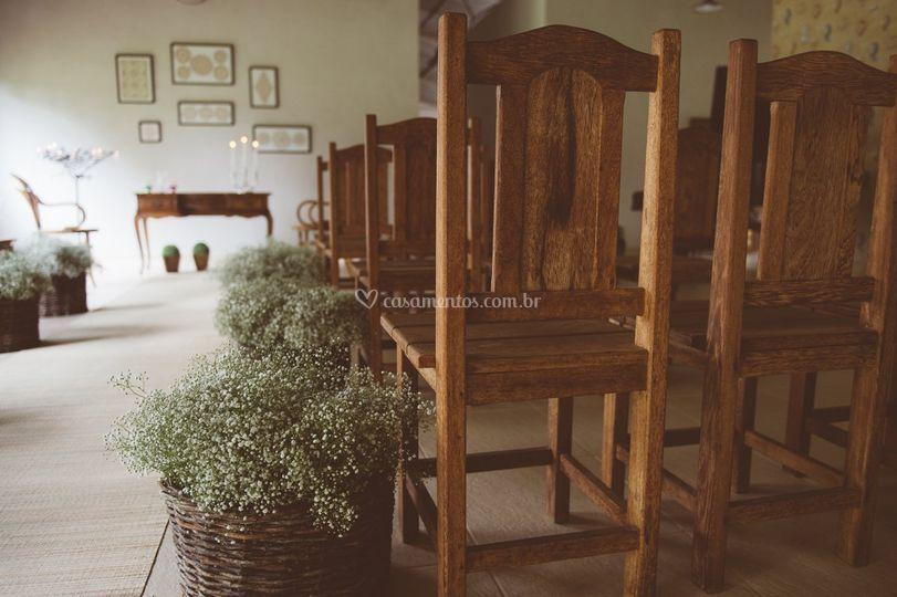 Cerimonia indoor