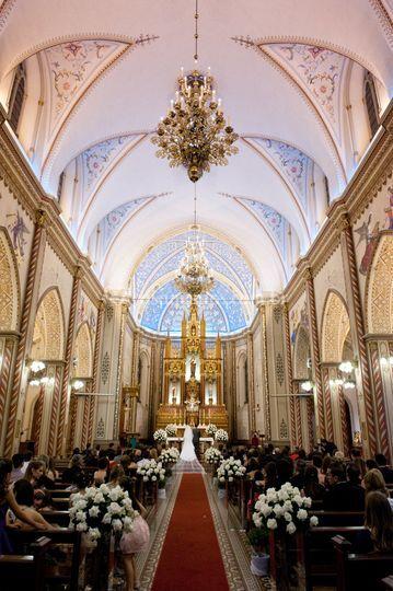 Rodrigo/Lenie -Catedral Caxias