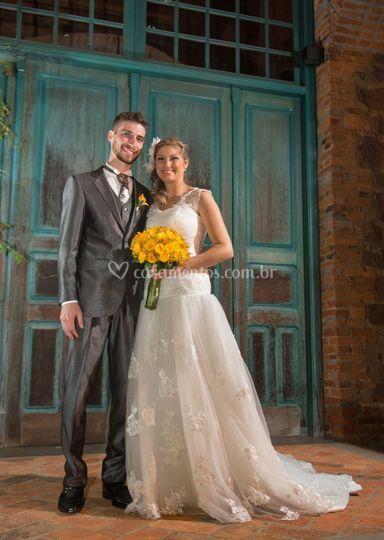 Casamento - Jean e Ariane