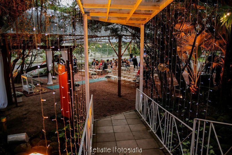 Entrada Salão Ipanema