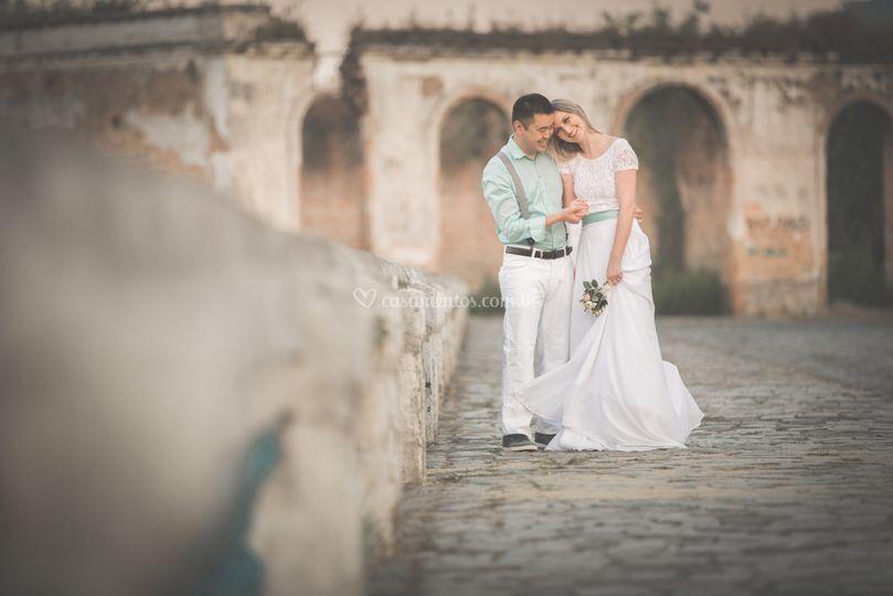 Pre Wedding Fabi + Massao