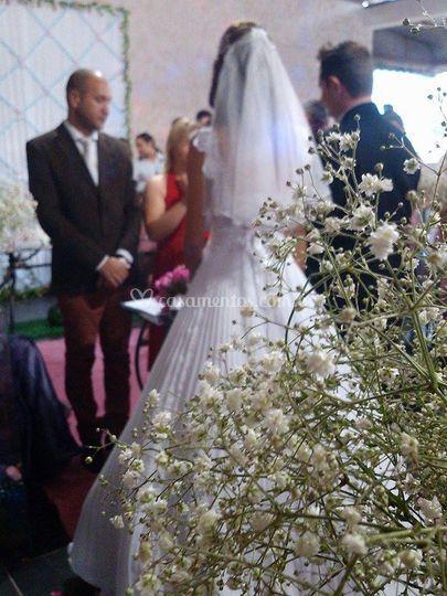 Casamento Joslaine e Thiago