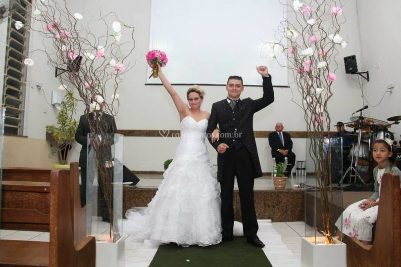 Casamento Danila e Bruno