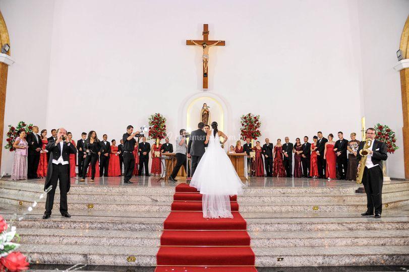 Casamento Camila e Rhenier