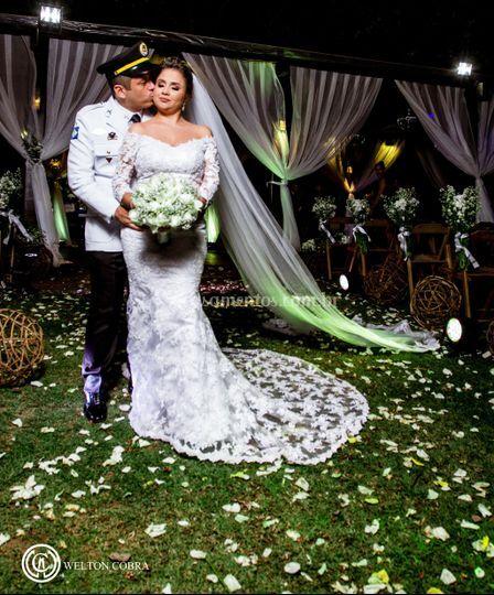 Casamento Lileyne & Alessando