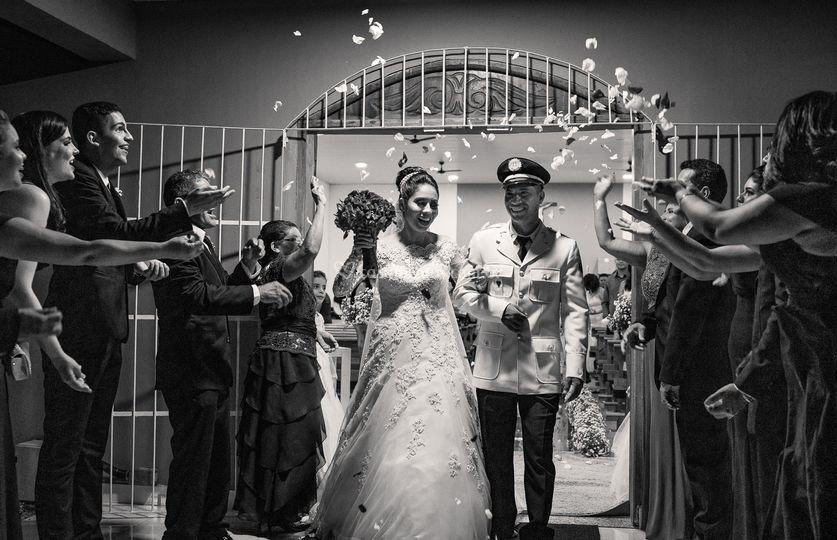 Saída dos casados