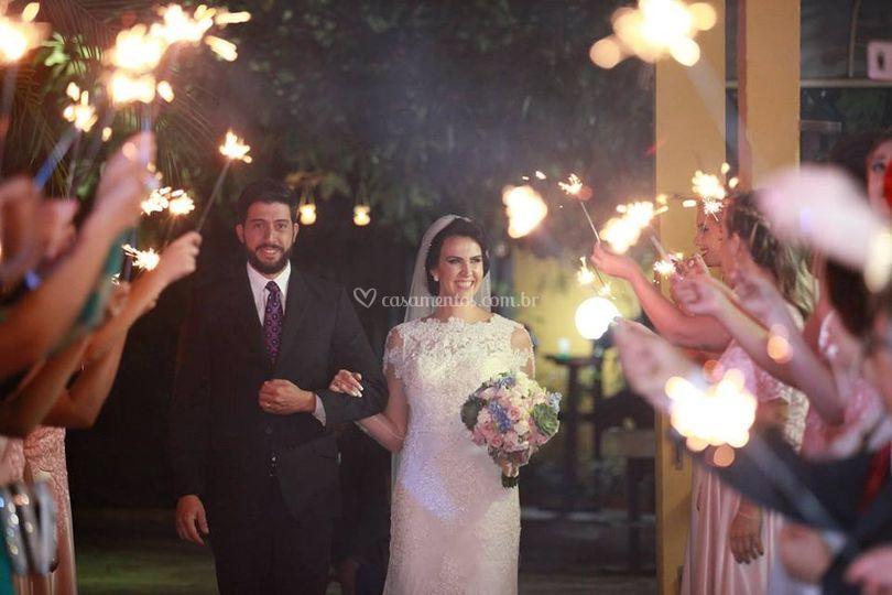 Karina e Felipe