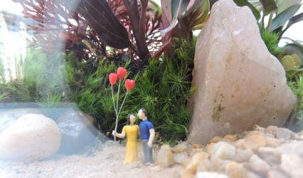 Ébano Mini Jardins