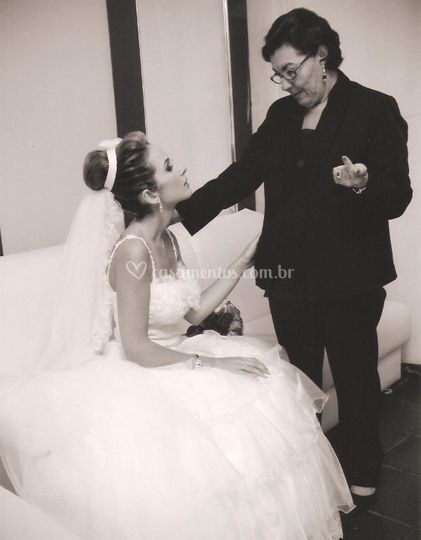 Orientação à noiva